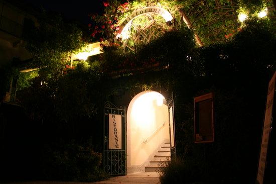 Ristorante La Pescheria: entrée