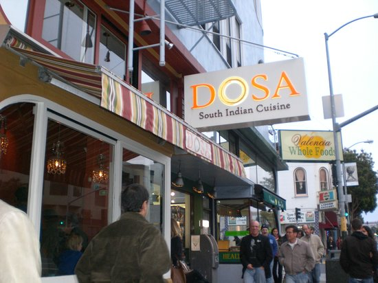 Photo of Indian Restaurant Dosa at 995 Valencia St, San Francisco, CA 94110, United States