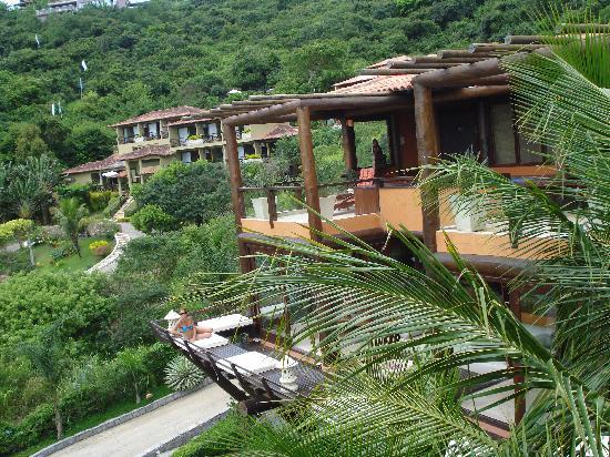 La Pedrera Small Hotel & Spa: La posada