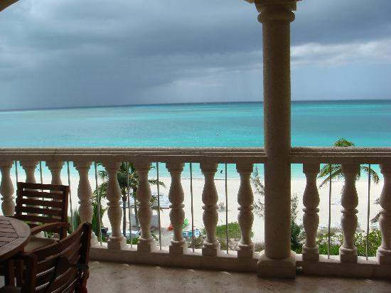 Grace Bay Club : View from Suite balcony