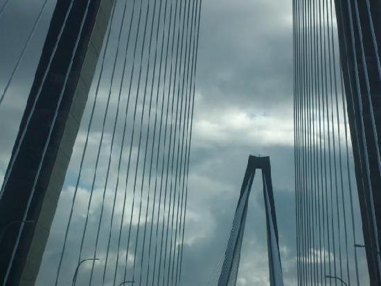 The Bridge Going into Isle Of Palms