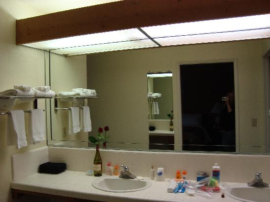 Best Western The Inn & Suites Pacific Grove : Bathroom