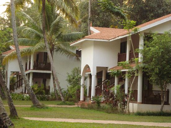Club Mahindra Back Water Resort: View of the rooms