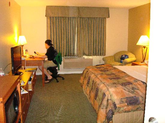 "BEST WESTERN PLUS Capitola By-the-Sea Inn & Suites: The ""Suite"""