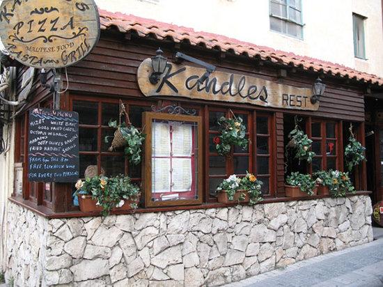 Kandles Restaurant: nice restaurant