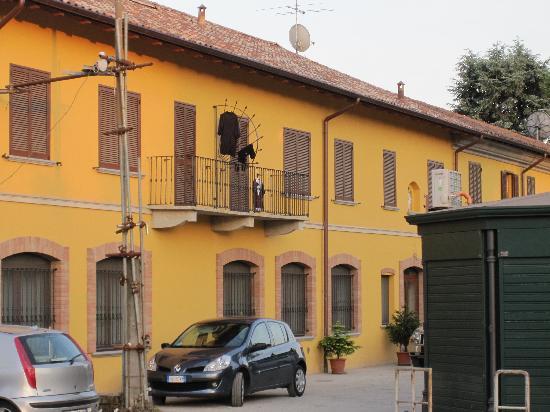 Hotel Italia: Frontside