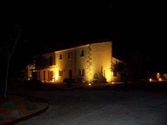 Na Martina : Nocturna fachada