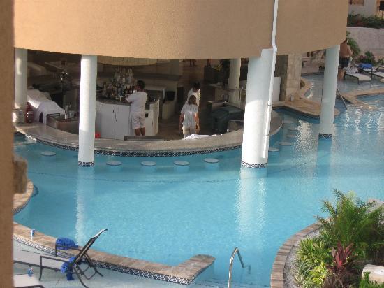 Swim Up Bar Picture Of Divi Aruba Phoenix Beach Resort