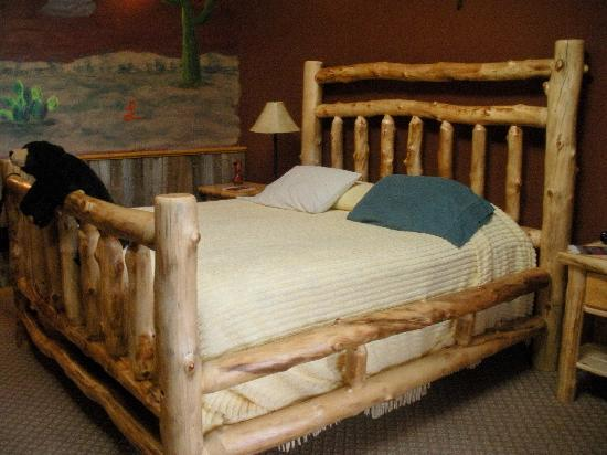 The Inn of Escalante: Wonderful bed