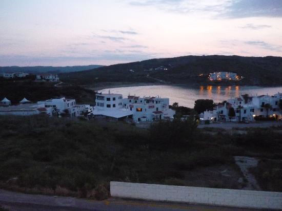 TRH Tirant Playa: Night view from balcony
