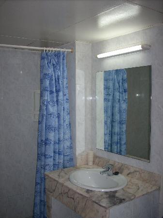 Tamaran Apartments: bagno