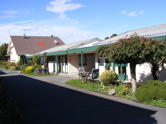أدينجتون سيتي موتل: Addington City Motel