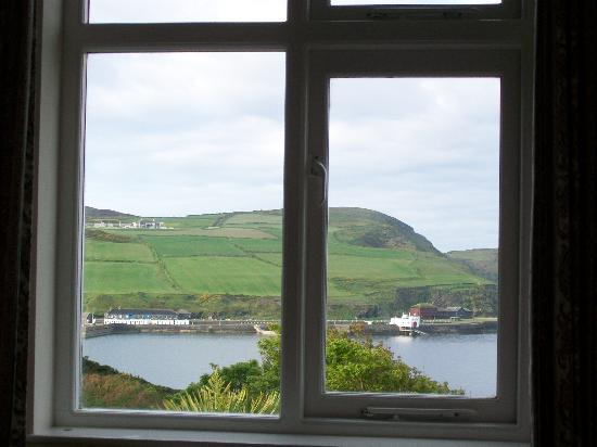 Port Erin, UK: View from our room
