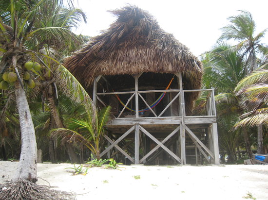 Long Caye Resort: Our cabana