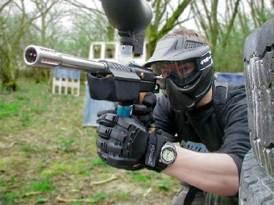 Honesdale, PA: Paintball Training