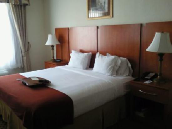 Holiday Inn Express Midland Loop 250: Modern, firm bed