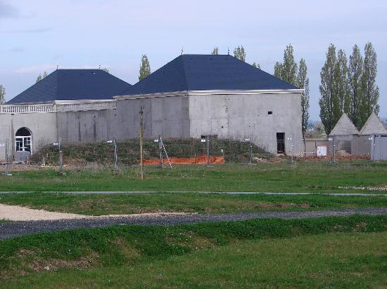 Meteor Val de Loire Resort : en obra