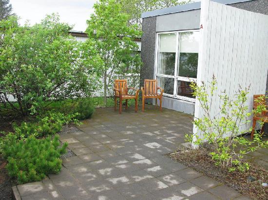 Guesthouse Frumskogar: apartment outside