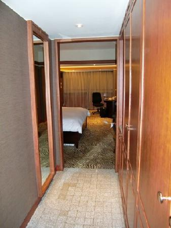 Grand InterContinental Seoul Parnas: Hallway