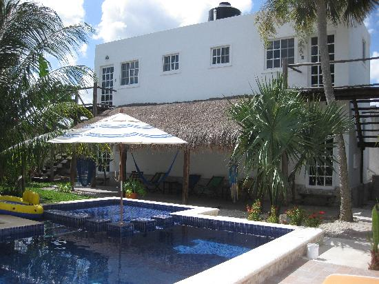 Villa Escondida Bed and Breakfast: Guest house