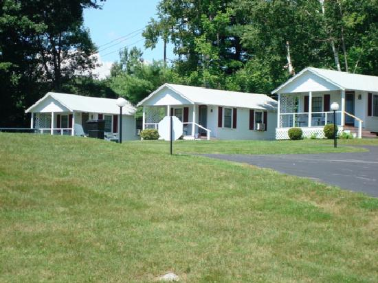 Grand View Motel and Cottages: the cottages