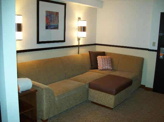 Hyatt Place Richmond/Innsbrook: Couch