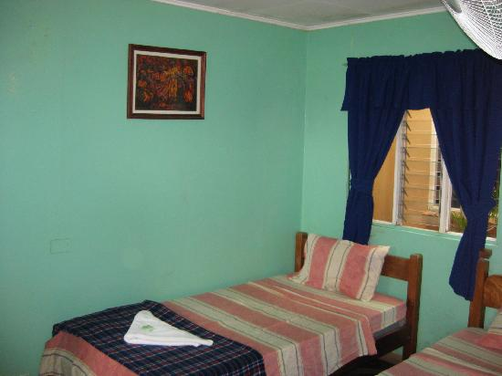 Hotel Mi Tierra: our room