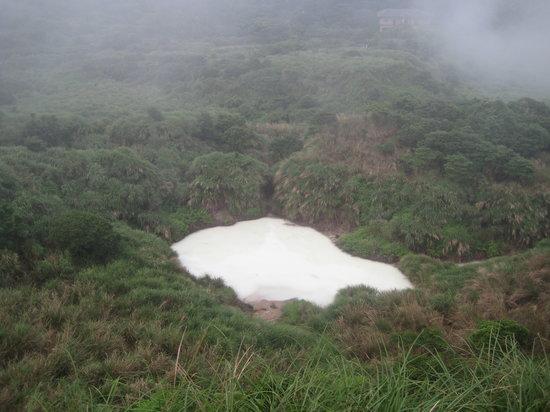 Niunai (Milky) Lake