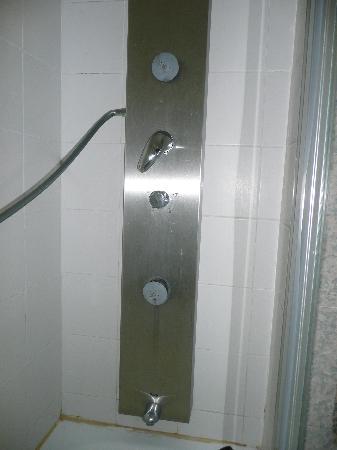 Hotel Golden Port Salou: Great shower
