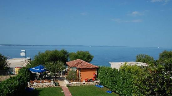 Villa Hotel BB (Apartments Bozikovic): View from balcony