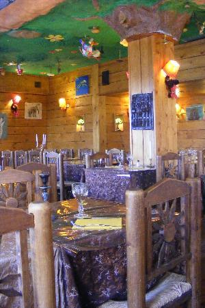 La Fromagerie : Le restaurant