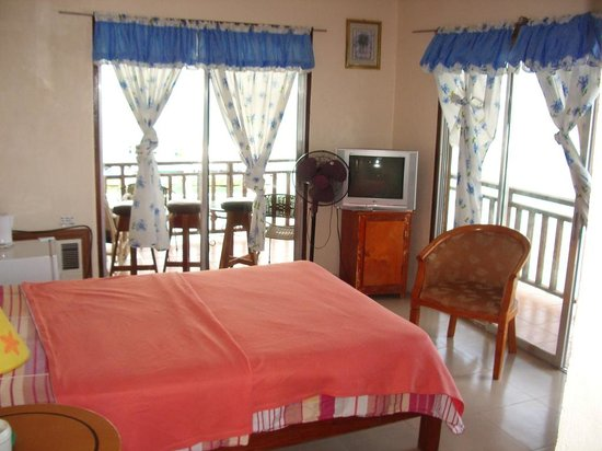Anthony Beach Resort: Upstairs Oceanfront Suite
