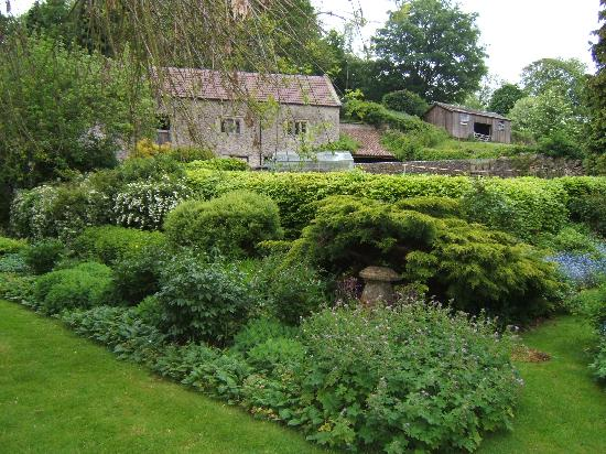 Park Farm House: Garden