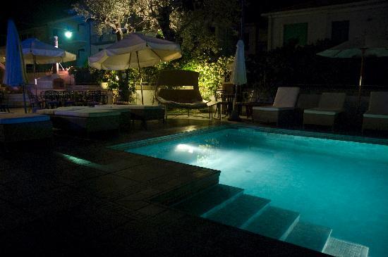 Lido Di Camaiore, Italy: Hotel Europa Pool