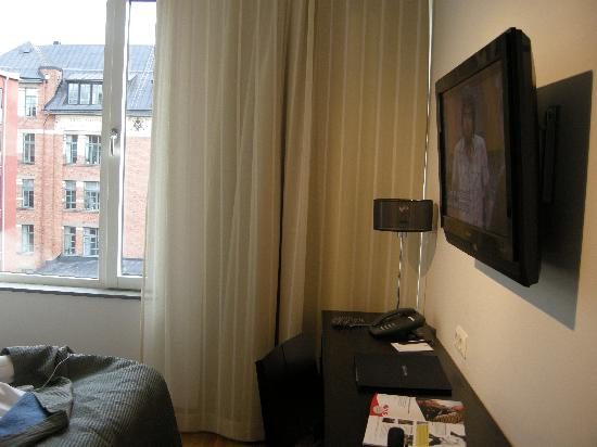 BEST WESTERN PLUS Time Hotel: tv and view