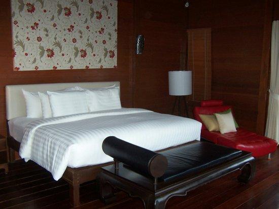 Gajapuri Resort & Spa: Anlage mit Villa