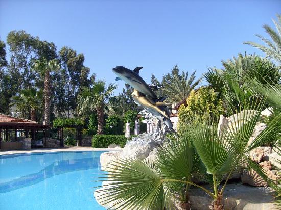 Divan Bodrum: The hotel pool
