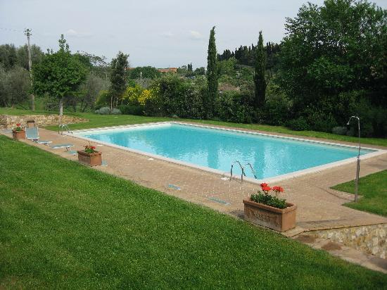 Residenza Il Poggiolo: The poll