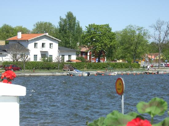 Gripsholms Vardshus and Hotel: Mariefred city
