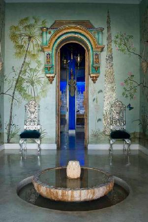La Alboroza_Entrance