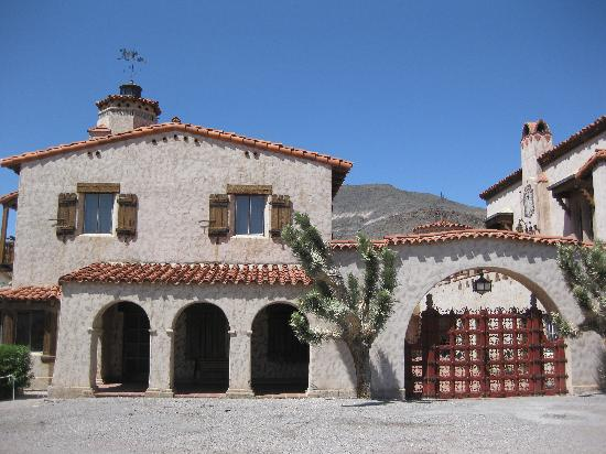 Scotty S Castle Some 53 Miles From Furnace Creek Inn