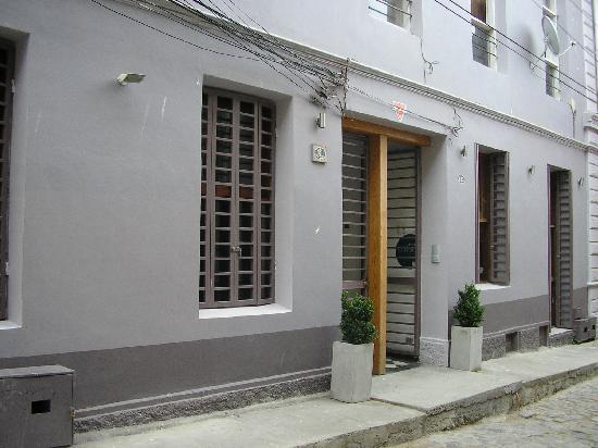 Hotel Latitud 33 Sur : Hotel entrance