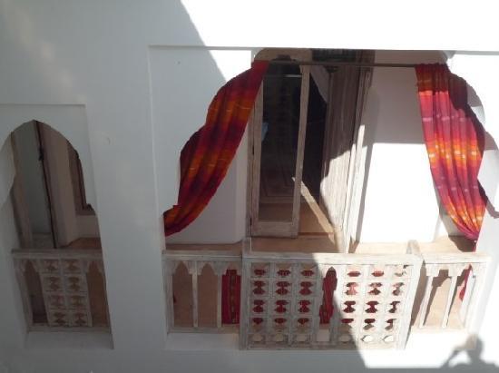 Riad Safa: La chambre Lipari