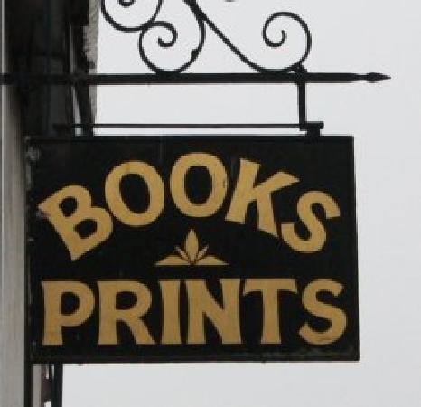 ross old books shop sign picture of ross old books ross