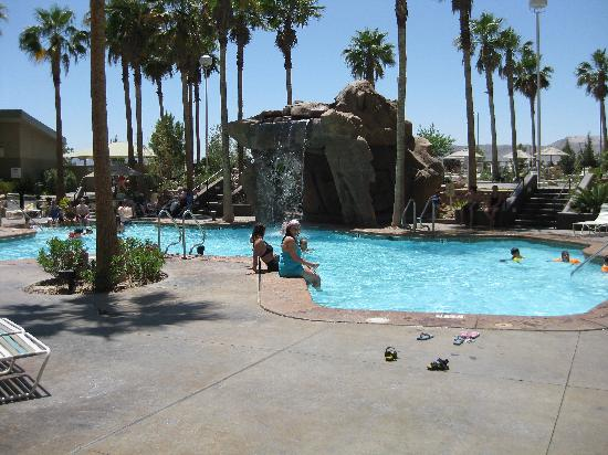 The Grandview at Las Vegas: one of the pools
