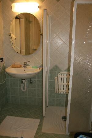 la salle de bain al giardino trévise