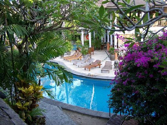 Sativa Sanur Cottages: Sativa pool