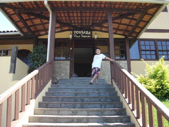 Nova Villa Tortuga: Vista de frente