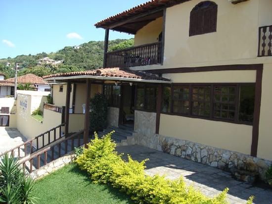Nova Villa Tortuga: Vista desde el patio