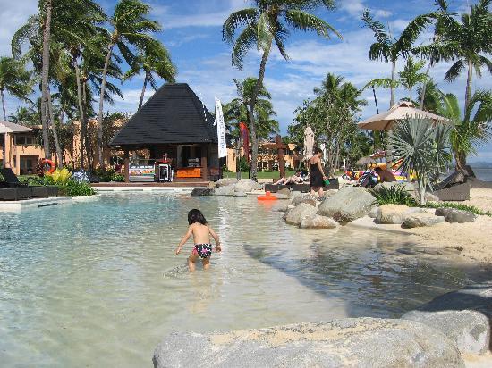 Sheraton Denarau Villas: Kid's pool